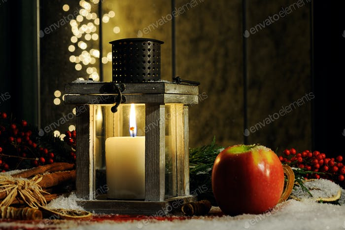 Weihnachten Stillleben