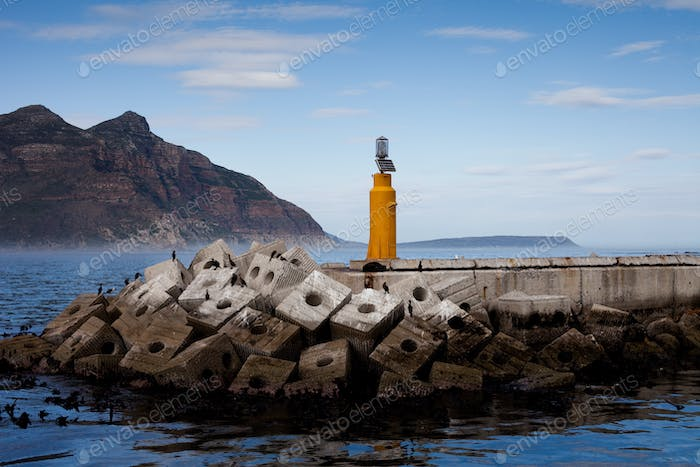 Hout Bay Breakwater