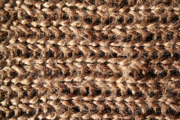 Beige Knit sweater background texture