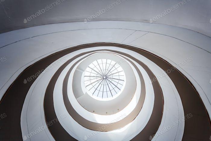 Circular Modern Skylight