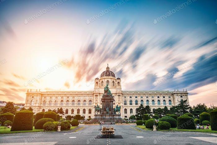 Museum of natural history Vienna Austria
