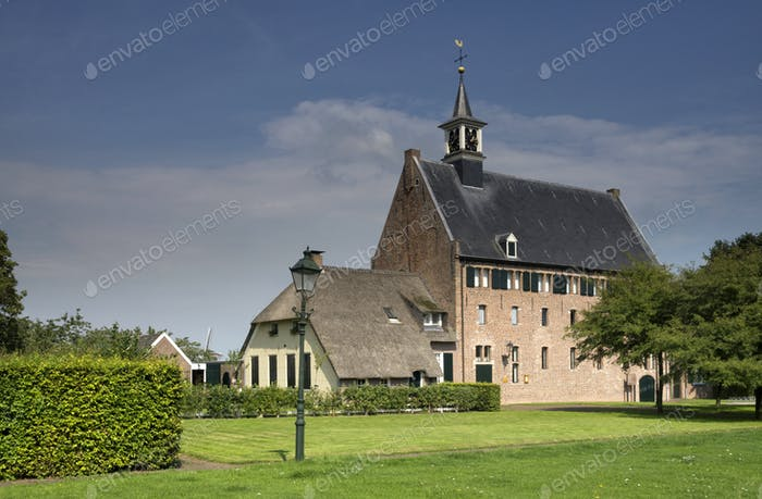 The Dutch Reformed Church in Windesheim