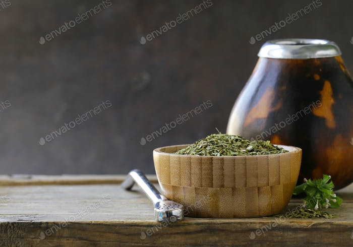 Traditional Yerba Mate Tea