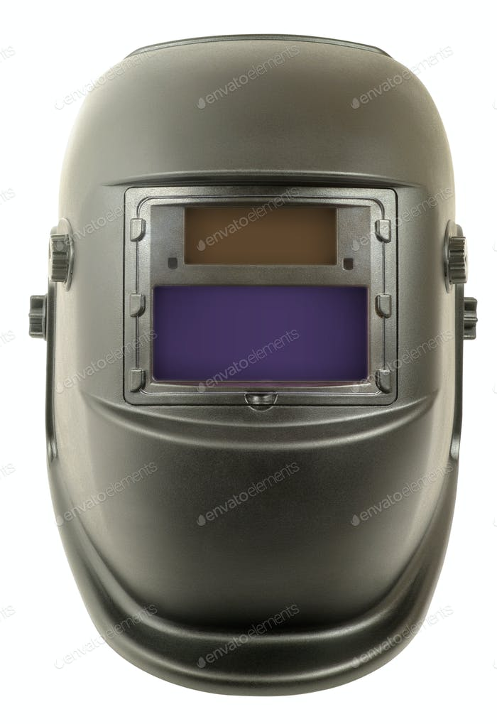 Modern Welding mask chameleon rechargeable solar battery
