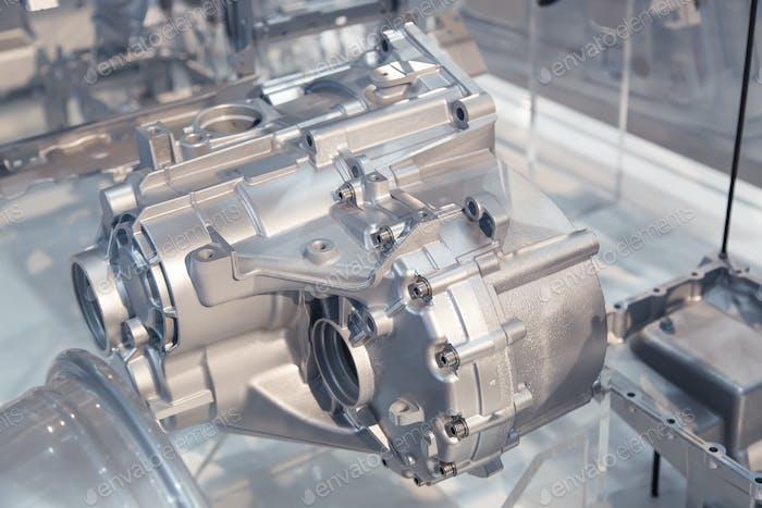 Magnesium-Druckguss - Getriebegehäuse