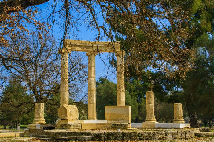 Olympia in Greece