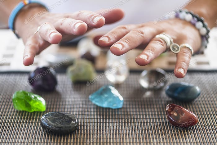 Numerology and Crystals as Alternative Healing Techniques