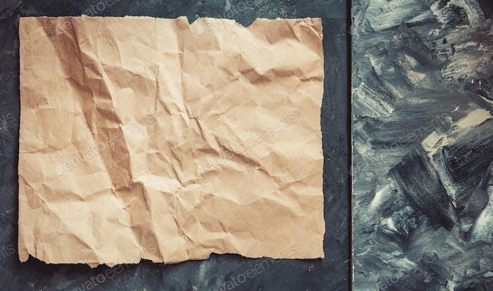 окрашенная текстура фона и бумага