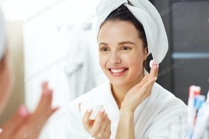 Schönheitspflege