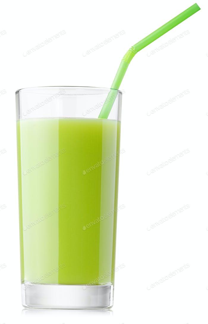 fresh kiwi juice, parsley, broccoli