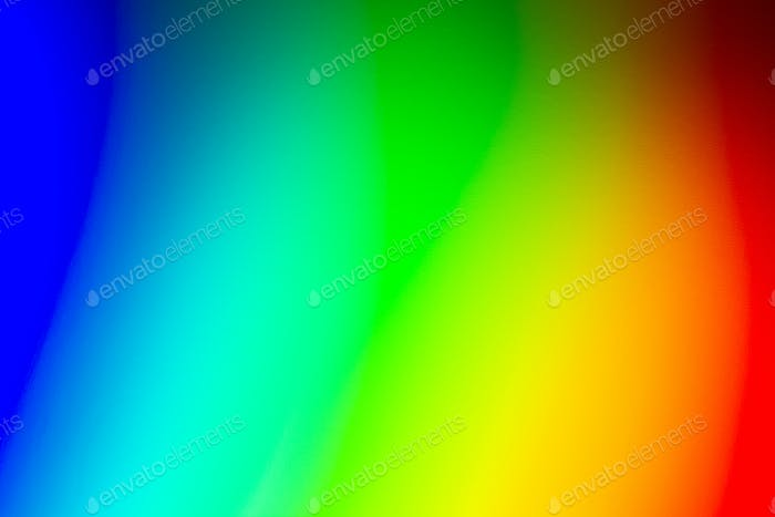 Gradient abstract background with colorful rainbow colors