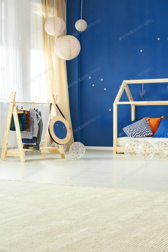 Creative style child room