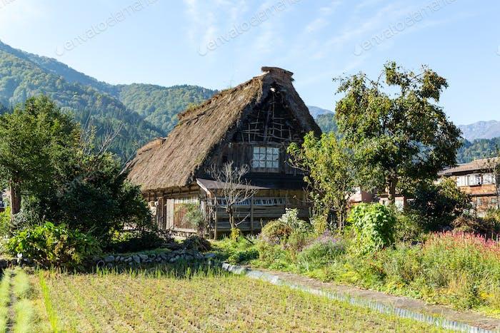 Pueblo Histórico Japonés