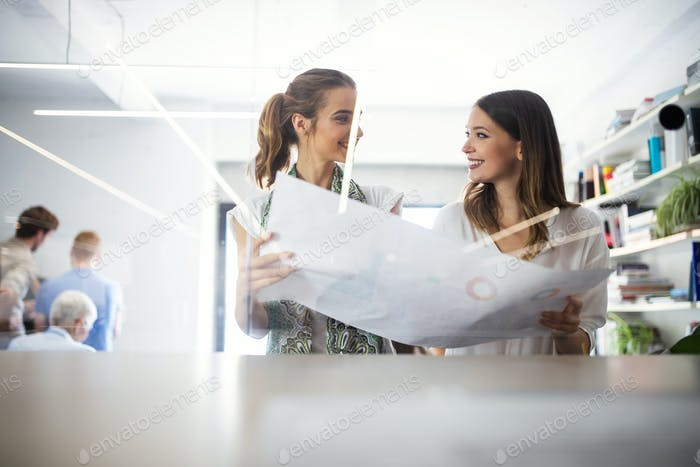 Business people meeting good teamwork in office