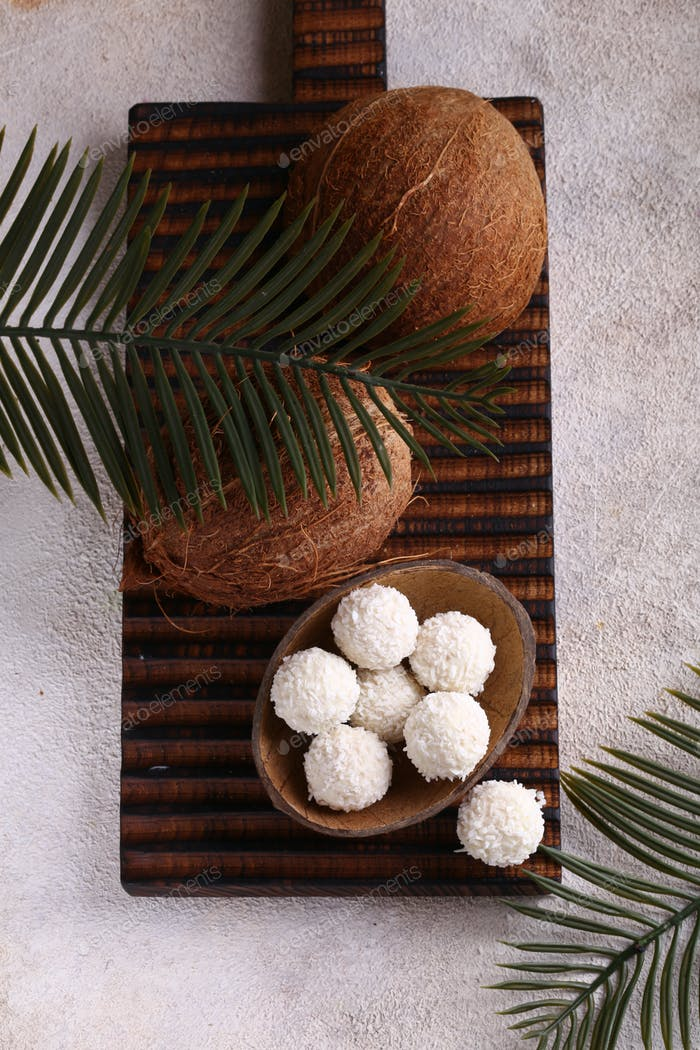 Organic Coconut Candy