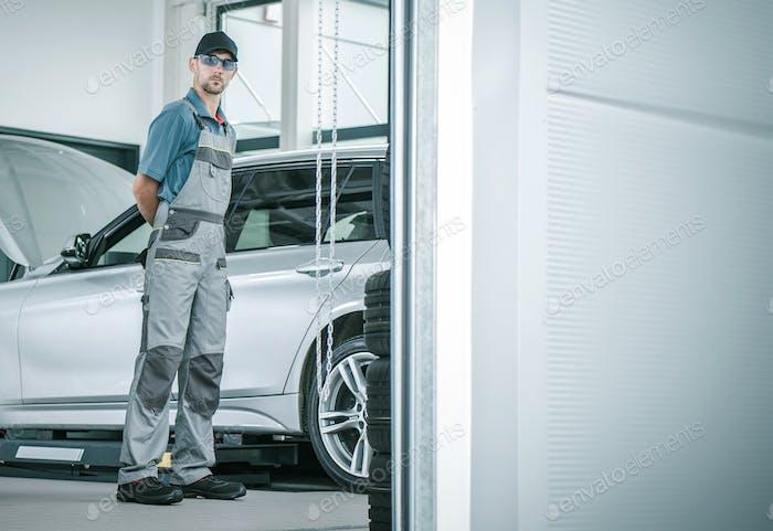 Car Service Job