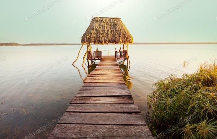 Peten lake