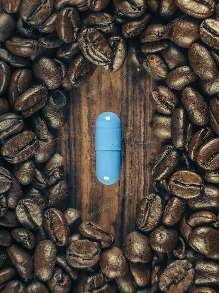 Caffeine Supplementation with Coffee Beans