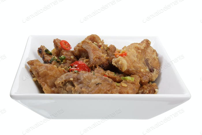 Chinese Fried Spare Ribs