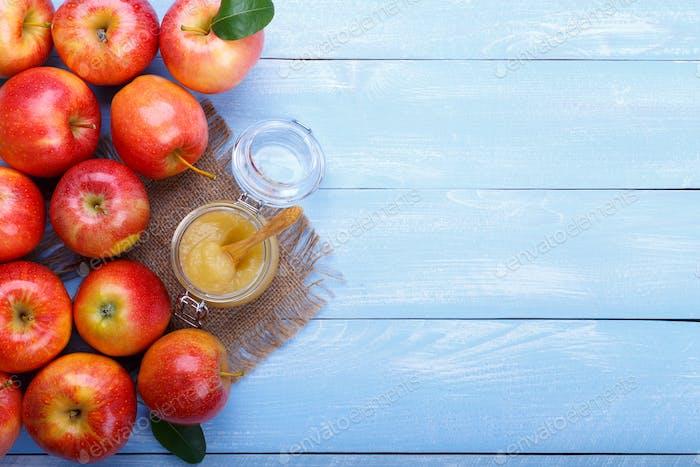 Apfel pur mit Zimt