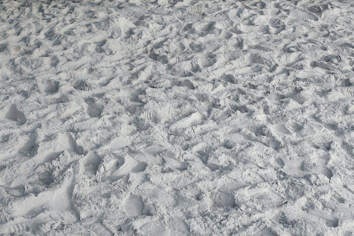 White sand texture background