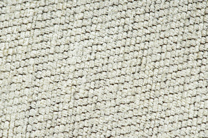 White fabric closeup
