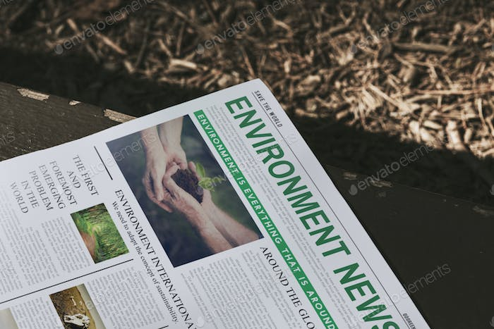 Environment issues in the news