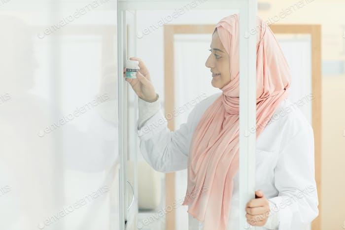 Middle-Eastern Nurse
