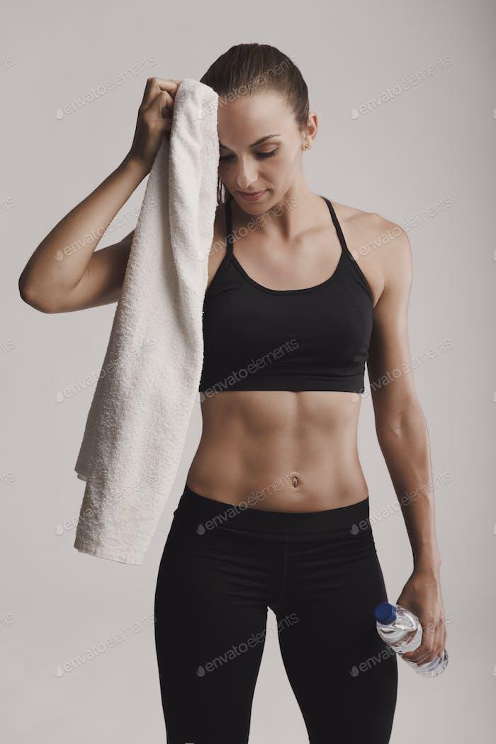 Fisnish my workout