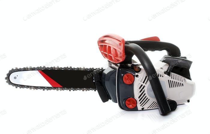 a motor saw