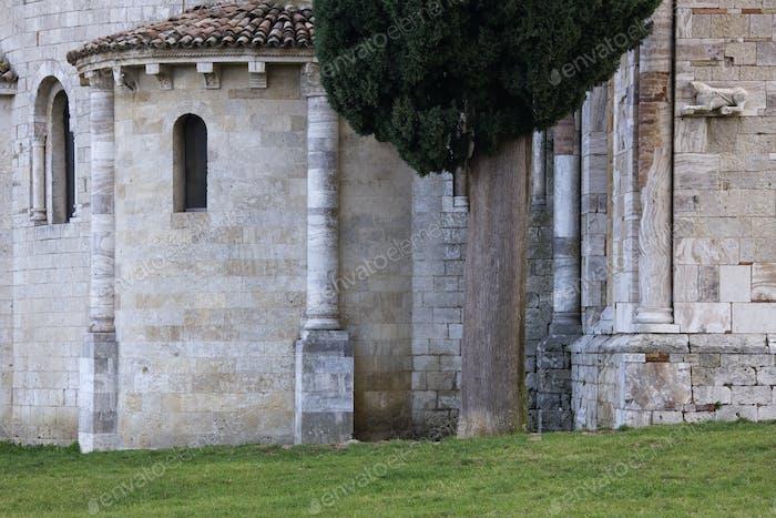 Benedictine Monastery of Sant'Antimo