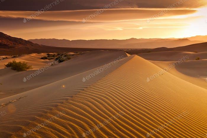 Desert Death Valley