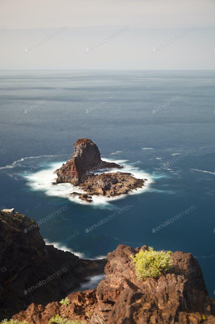 La Palma Reef Long Exposure