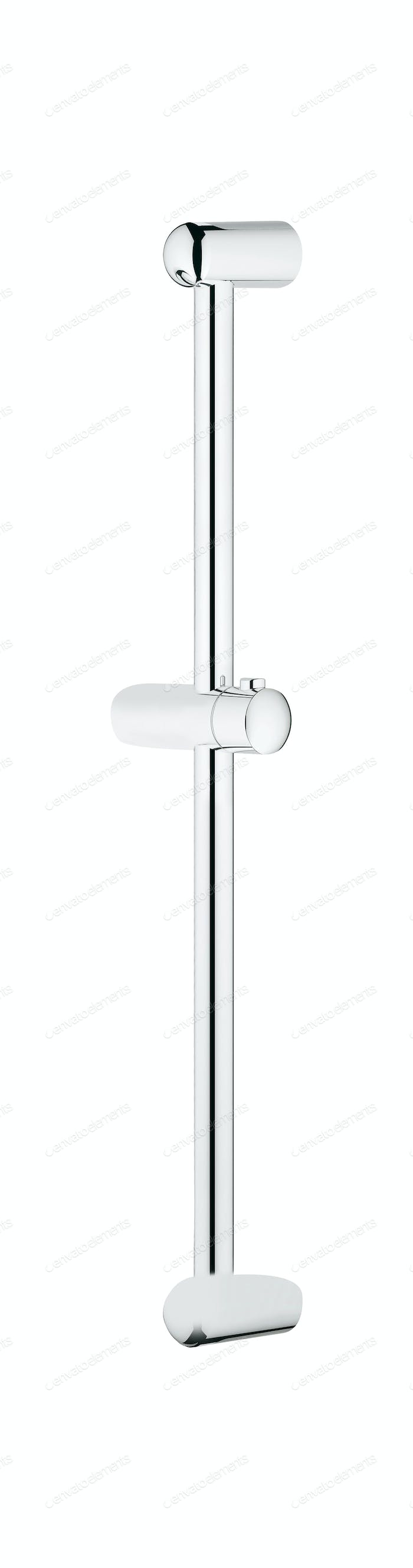 Shower Isolated on White Background