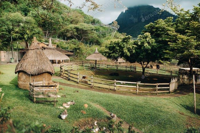VALEBAT CASELA PARK,Casela Nature Valebat Facilities in Mauritius.Safari Park of the island of
