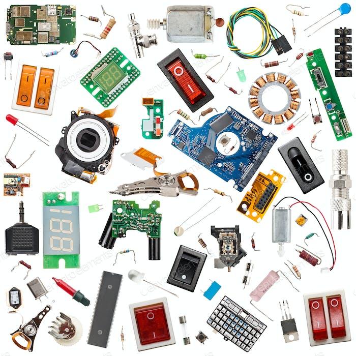 Elektronisch Komponenten