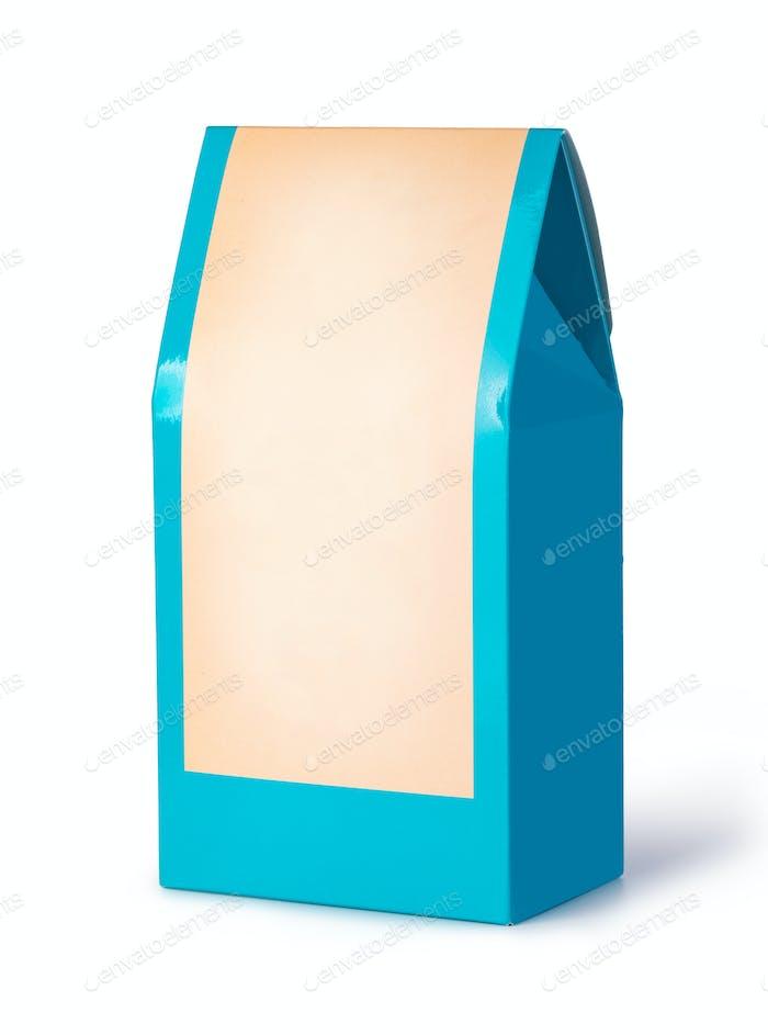 Papier Lebensmittelbox Verpackung