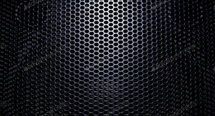 Black grate texture