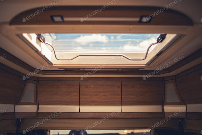 RV Camper Roof Vent