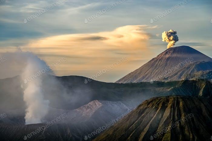 Gunung Bromo at dawn