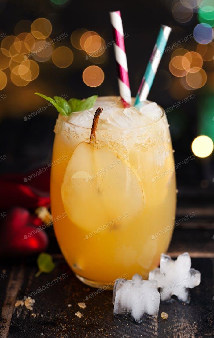 Festlicher Cocktail