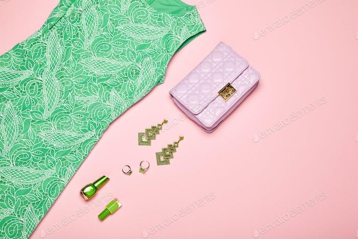 Fashion Lady Accessoires Set
