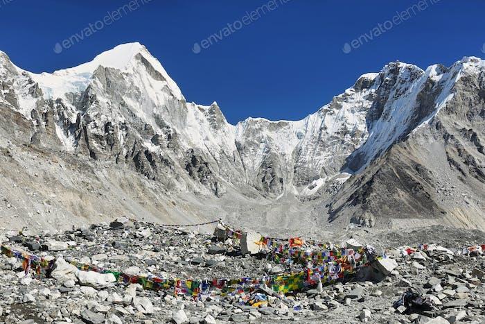 Ansichten vom Everest Base Camp