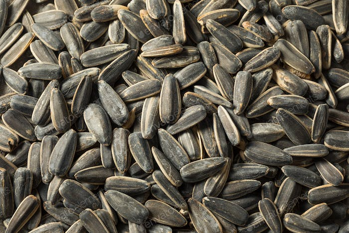 Raw Organic Sunflower Seedsd