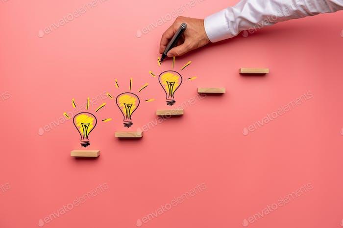 Business idea conceptual image