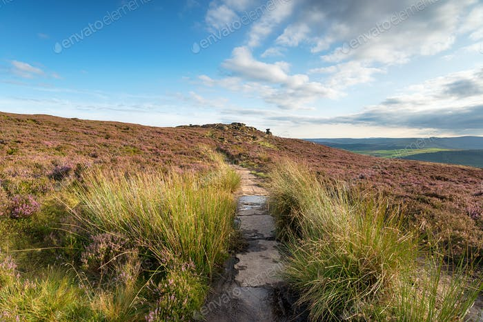Derwent Edge Path