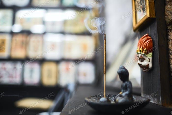 Aromatic smoke