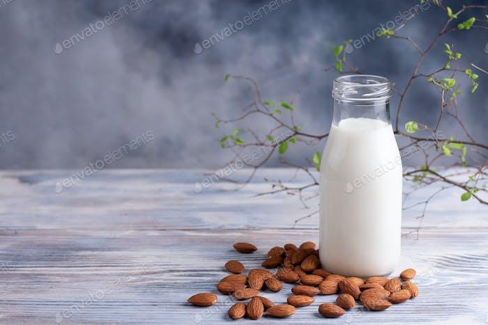 Vegetarische Milch