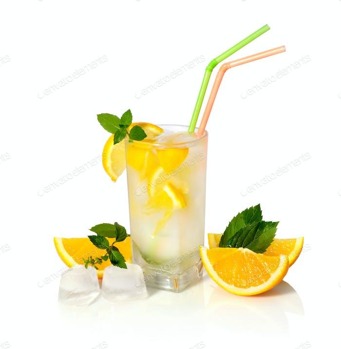 Fresh Iced cocktail