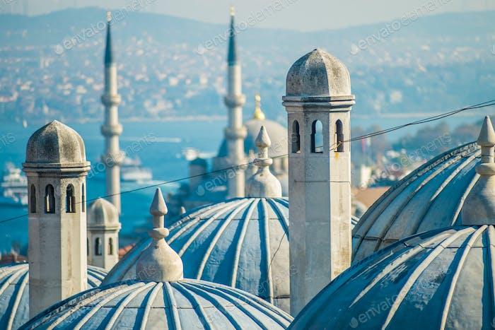 Sueymaniye mosque, Istanbul